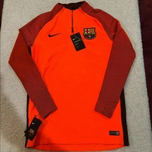Nike FC Barcelona Aeroswift Strike Drill Jacket